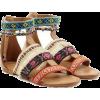 boho sandals - 凉鞋 -