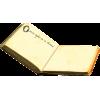 Book Brown - Predmeti -