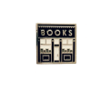 bookstore enamel pin - Items -