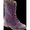 Boots Purple - Stivali -