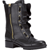 Boots Black - Boots -