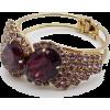 #bracelet #clamper #vintage #jewelry - Bracelets - $47.50