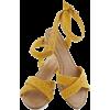 braid sandals - Sandalias -