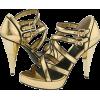 golden gladiators - Sandalias -