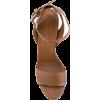 brown sandal 1 - Sandali -