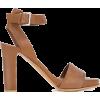 brown sandal 2 - Sandale -
