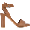 brown sandal 2 - Sandali -