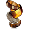 brown bracelets - Pulseiras -