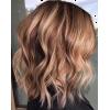 brown hair color - People -