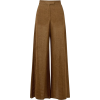 brown pants - Capri & Cropped -