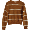 brown sweater - Puloverji -