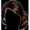 brunette updo - Haircuts -