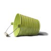 Bucket Green - Items -