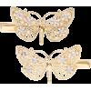 butterfly hair clips - Uncategorized -