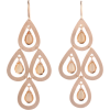 Earrings Beige - Earrings -