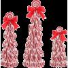 candy cane trees - Predmeti -