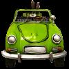 Car Green - Samochody -