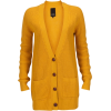 Cardigan Yellow - 开衫 -