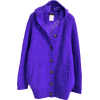 Cardigan Purple - 开衫 -