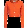 Cardigans Orange - Cardigan -