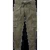 cargo pants - Capri & Cropped -