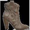 carlos-by-carlos-santana-ankle-boots - Čizme -