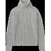 cashmere blend turtleneck - Pullovers -