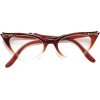 cat eye glasses - Eyeglasses -