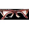 cat eye glasses - Eyeglasses -