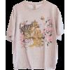 cat shirt - T-shirts -