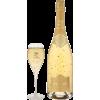 champagne bottle - Beverage -