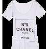 Chanel Tshirt - Shirts -