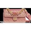 chanel flap bag - Bolsas pequenas -
