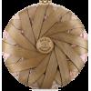 chanel-wood-evening-bag - ハンドバッグ -