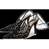 cheetah shoe - Scarpe classiche -