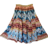 chico-s-floral-bohemian-maxi-skirt - Skirts -