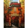 chinese building - Edifici -