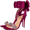 christian louboutin Krystal Du Desert - Sandals - $1,495.00