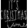 christmas text - Teksty -