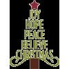christmas text - Texte -