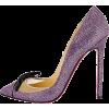 Shoes Purple - Buty -
