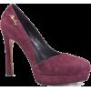 Shoes Purple - Shoes -