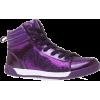 Sneakers Purple - 球鞋/布鞋 -