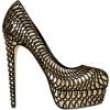 Cipele Shoes Gold - Shoes -