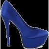 Cipele Shoes Blue - Zapatos -
