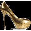 Cipele Shoes Gold - Shoes -