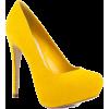 Cipele Shoes Yellow - Schuhe -