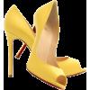 Cipele Shoes Yellow - Shoes -