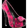 Cipele Shoes Pink - Shoes -
