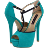 Shoes Blue - Shoes -